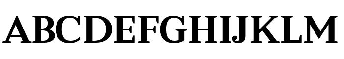 MOG rhythm Font UPPERCASE