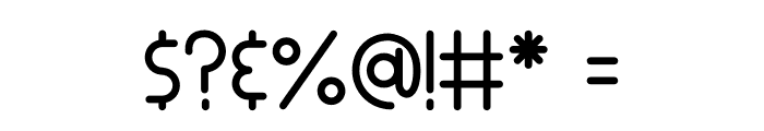 MOON KNIGHT Font OTHER CHARS
