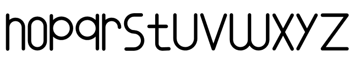 MOON KNIGHT Font UPPERCASE