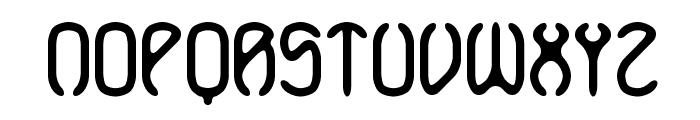 Mobilize BRK Font UPPERCASE