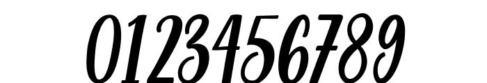 Modena Regular Font OTHER CHARS