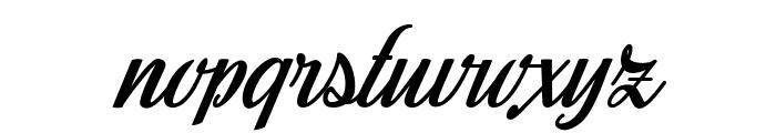 Moderata Personal Use Font LOWERCASE