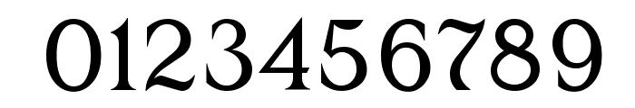 Modern Antiqua Font OTHER CHARS