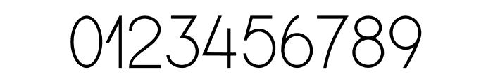 Modern Sans Light Font OTHER CHARS