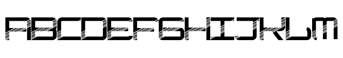 ModernismDisco Font UPPERCASE