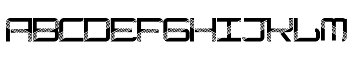 ModernismDisco Font LOWERCASE