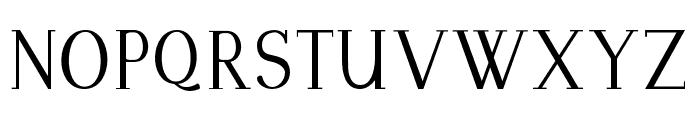 Modikasti-Regular Font UPPERCASE