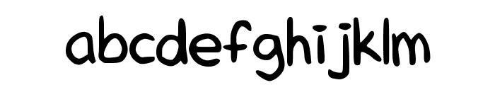 MoguFont Font LOWERCASE
