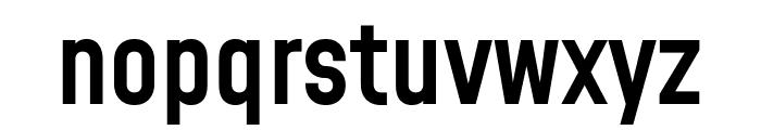 Mohave Medium Font LOWERCASE