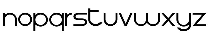 Moiser Font LOWERCASE