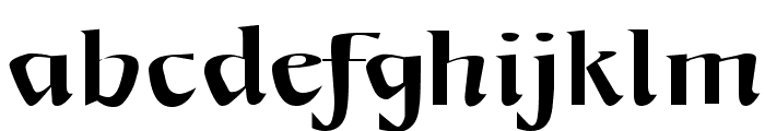 Mojacalo AH Font LOWERCASE