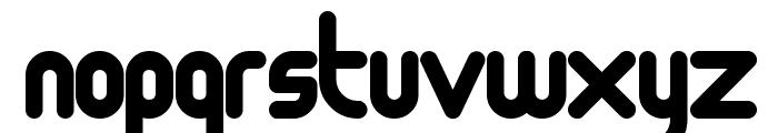 Moloko Font LOWERCASE