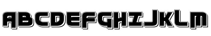 Moltors Punch Font UPPERCASE