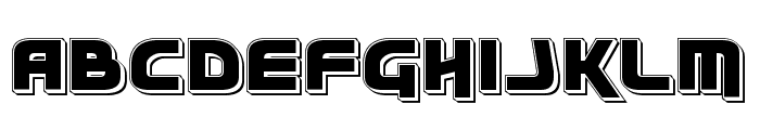 Moltors Punch Font LOWERCASE