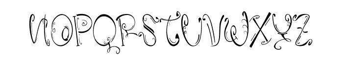 MombeR Font UPPERCASE
