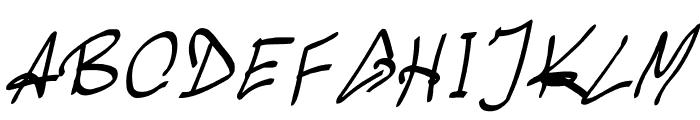 Momentum Font LOWERCASE
