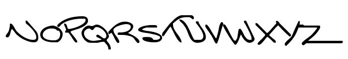 Moms Font Font UPPERCASE