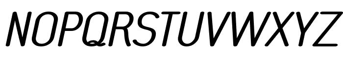 MonaBella Italic Font UPPERCASE