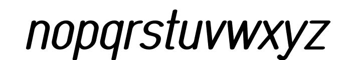 MonaBella Italic Font LOWERCASE