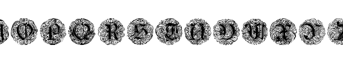 Monarchia Font UPPERCASE
