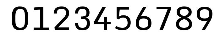 Monda Regular Font OTHER CHARS
