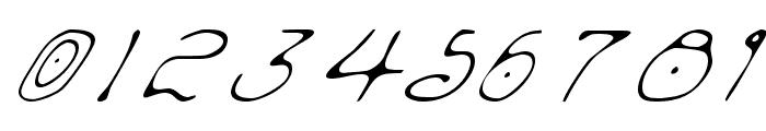 Mondo Messo Fonto Italic Font OTHER CHARS