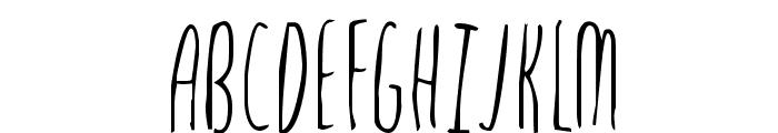 Mondo Font UPPERCASE