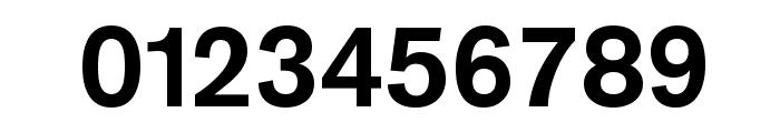 MonoAlphabet Regular Font OTHER CHARS