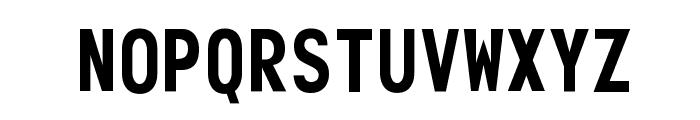 Monofonto Font UPPERCASE
