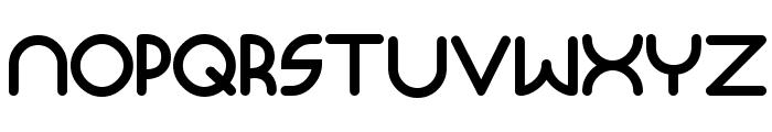 Monoglyceride Bold Font UPPERCASE