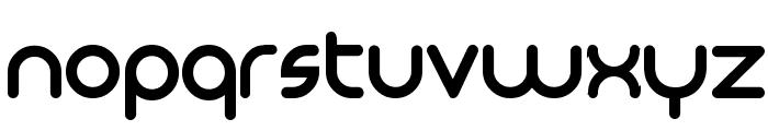 Monoglyceride Bold Font LOWERCASE