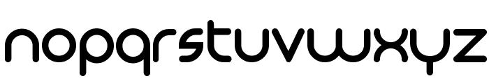 Monoglyceride DemiBold Font LOWERCASE