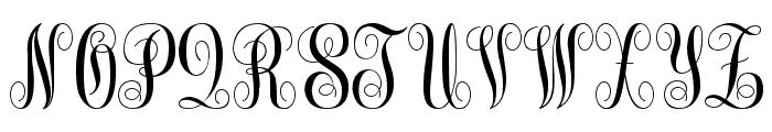 Monogram kk sc Font UPPERCASE