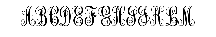 Monogram kk sc Font LOWERCASE