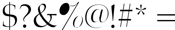 MonogramsToolbox Font OTHER CHARS