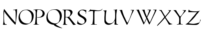 MonogramsToolbox Font LOWERCASE