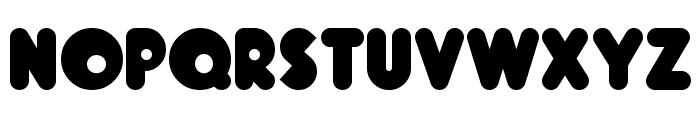 Monomen Font UPPERCASE