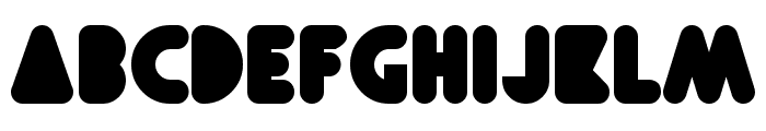 Monomen Font LOWERCASE