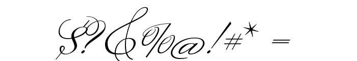 MonsieurLaDoulaise-Regular Font OTHER CHARS