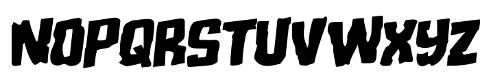 Monster Hunter Rotalic Font UPPERCASE