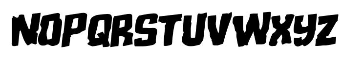 Monster Hunter Rotalic Font LOWERCASE