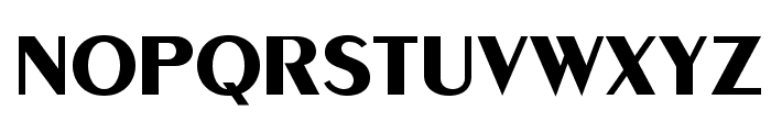 MontereyFLF-Bold Font UPPERCASE