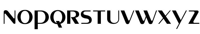 MontereyMediumFLF Font LOWERCASE