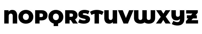Montserrat Alternates Black Font UPPERCASE