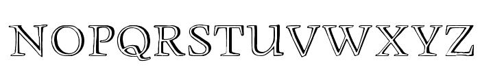 Monument Font UPPERCASE
