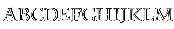 MonumentA Font LOWERCASE