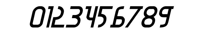 Moon Dart Bold Italic Font OTHER CHARS