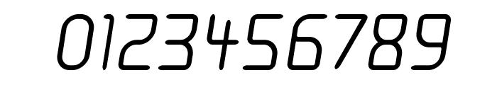 Moondog Thirty Italic Font OTHER CHARS