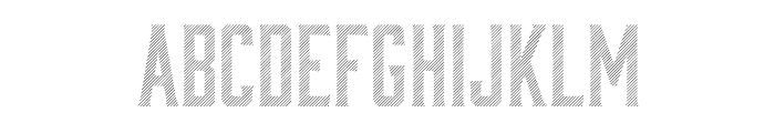 Moonshiner-RegularLines Font UPPERCASE