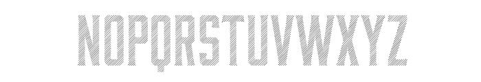 Moonshiner-RegularLines Font LOWERCASE